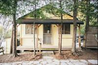 Sauble Beach Fall Cottage Rental