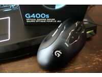 Logitech G400S gaming mouse