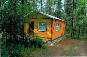 for sale Nicely kept cabin in the centre of Dease Lake town