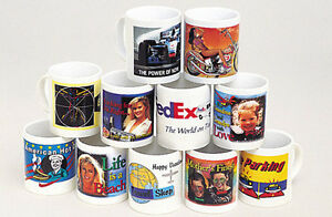 PERSONALIZED MUGS - CALL NOW