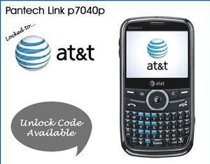 How to unlock Pantech Link P 7040?