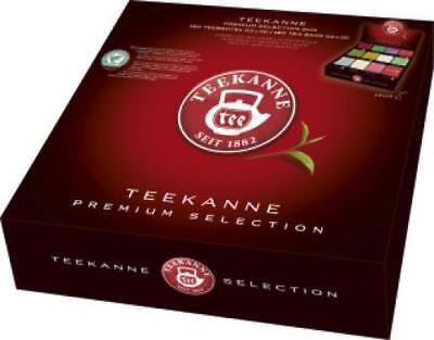Teekanne Premium Selection Box mit 180 Beuteln einzeln in Aroma-Schutzhülle