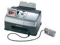 Lexmark P315 Portable Camera photo printer.