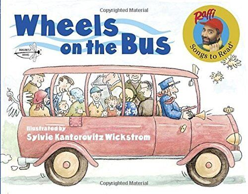 Raffi Songs to Read : Wheels on the Bus (pb) by Raffi - NEW