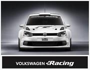 VW Motorsport Aufkleber