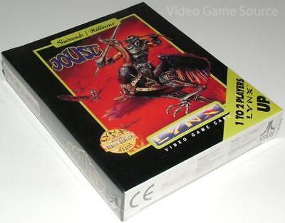 ATARI LYNX GAME CARTRIDGE ####### JOUST ####### *NEUWARE / BRAND NEW!