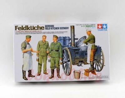 TAMIYA 35247 German Field Kitchen 1:35 Military Model Kit