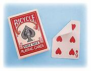 Blank Bicycle Cards