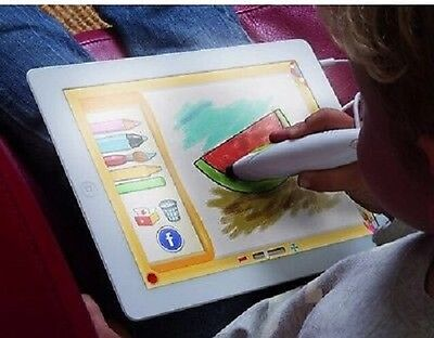 Appen App Pen Electronic Learning Aid Tablets Smartphones Drawing Colouring Play