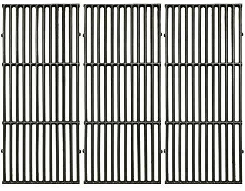 """Votenli C6019C (3-Pack) 18 3/4"""" Cast Iron Cooking Grid Grates Replacement for"""