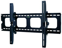 Ultra-Slim Adjustable Tilting Wall Mount Bracket for TV