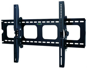 Ultra-Slim Adjustable Tilting Wall Mount Bracket for TV Longueuil / South Shore Greater Montréal image 1