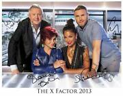 X Factor Signed