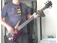 Spector Legend Classic 5 String Bass Guitar