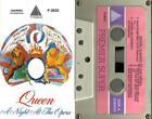 Queen Rock Music Cassettes