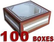 100 Cake Boxes