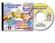 Personalised Childrens CD