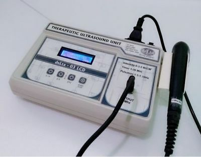 Professional Use 3 Mhz Ultrasound Therapy Delta 03 Pain Relief Machine Hguy80
