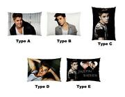 Justin Bieber Pillow Case