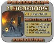 Diablo 3 Zauberer Set