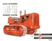 Allis Chalmers Crawler