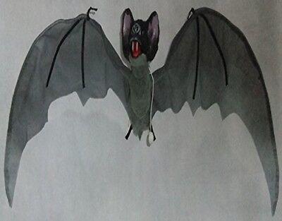 Halloween Animierte Vampir Fledermaus beleuchtet Deko Party Dekoration gruselig