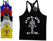 Golds Gym Vest