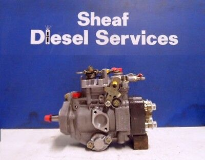 Case 885 Tractor Bosch Injection Pump - D268885 Engine