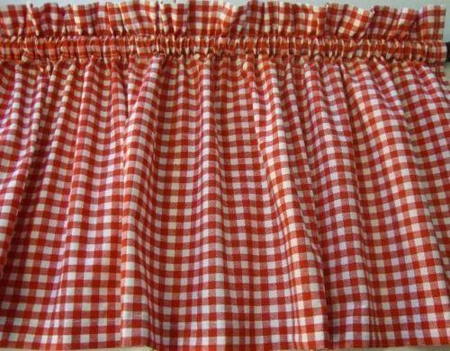 red and white curtains ebay. Black Bedroom Furniture Sets. Home Design Ideas