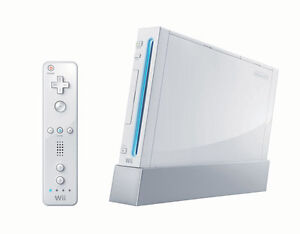 Modded Nintendo Wii w/ tons of games and lots of accessories