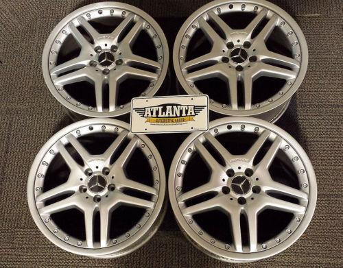 Mercedes Amg Rims Wheels Ebay