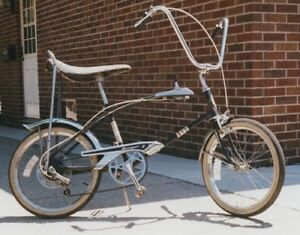 1970's Banana Seat Bike - Boys or Girls