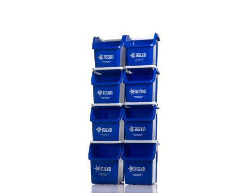 Stackable Recycling Bins Ebay