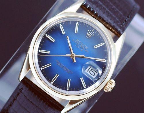 Rolex Oyster Perpetual Date Ebay