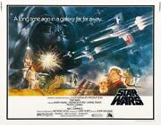 Large Star Wars Poster