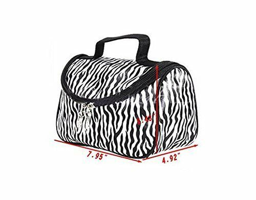 HHE Cosmetic Case Bag Appropriate Capacity Portable Women Ma
