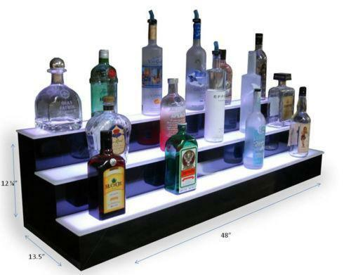 Back Bar Display Ebay