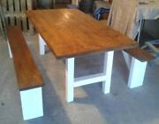 Kitchen Table and Bench
