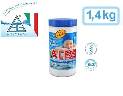 Cloro En Tabletas/Tabletas/Pastillas 200grA 6 Acciones para la Piscina / 1