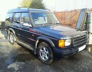 Land Rover Discovery 2 Breaking