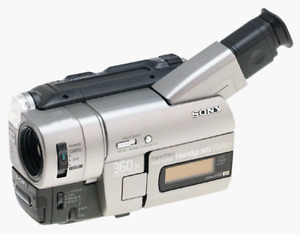 Sony Camcorder with night shot