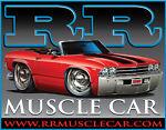 R R Muscle Car