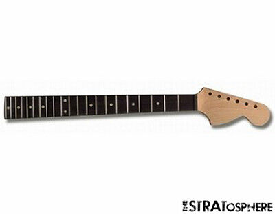 New Fender Lic Allparts Stratocaster Strat Neck Rosewood Large 70S Headstock Lro
