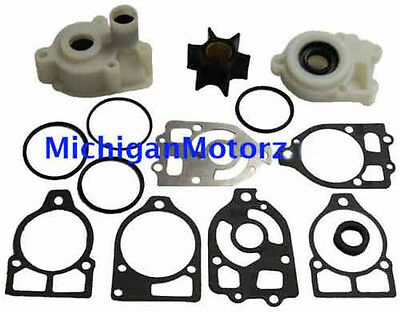 Mercruiser Water Pump Impeller Housing Kit For Alpha Gen One 1 Drives   18 3320