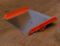 ALL SORTS OF BRAND NEW DOCK BOARDS AND DOCK PLATES !!! MEGA SALE