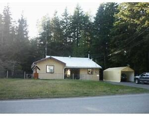 Rancher on large sub-dividable lot!