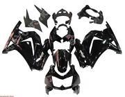 Ninja 250R Plastics