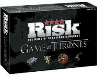 Risk: Game Of Thrones [New ] Board Game