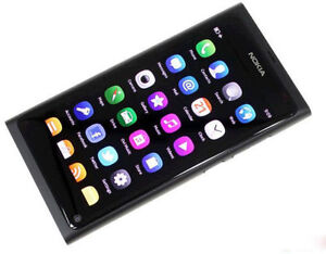 Original Unlocked Nokia Lumia N9 16GB 8MP Black