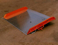 New & Used Dock Plates, Dock Boards - call 306 988-8896